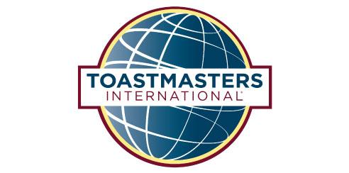 Toastmasters Logo - Angela L. H. Sayers, Member